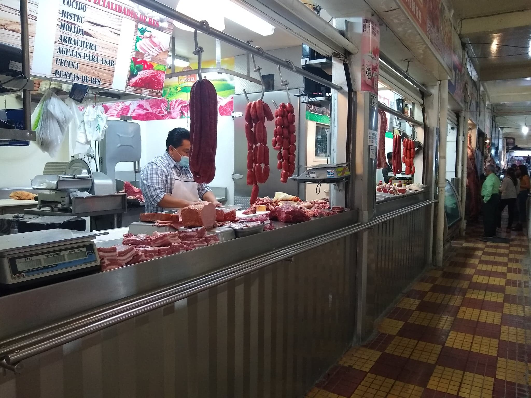 Un 30% se ha elevado el precio de la carne de res y cerdo en Tehuacán