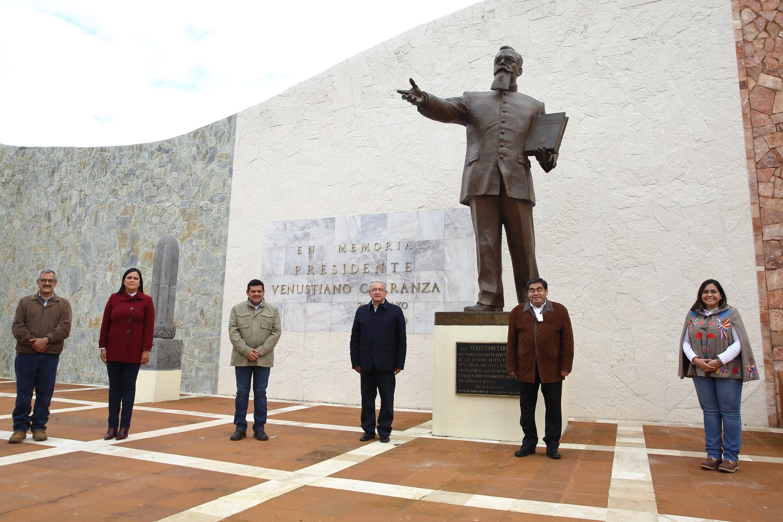 Madero y AMLO, los únicos electos bajo sufragio efectivo, no reelección: MBH