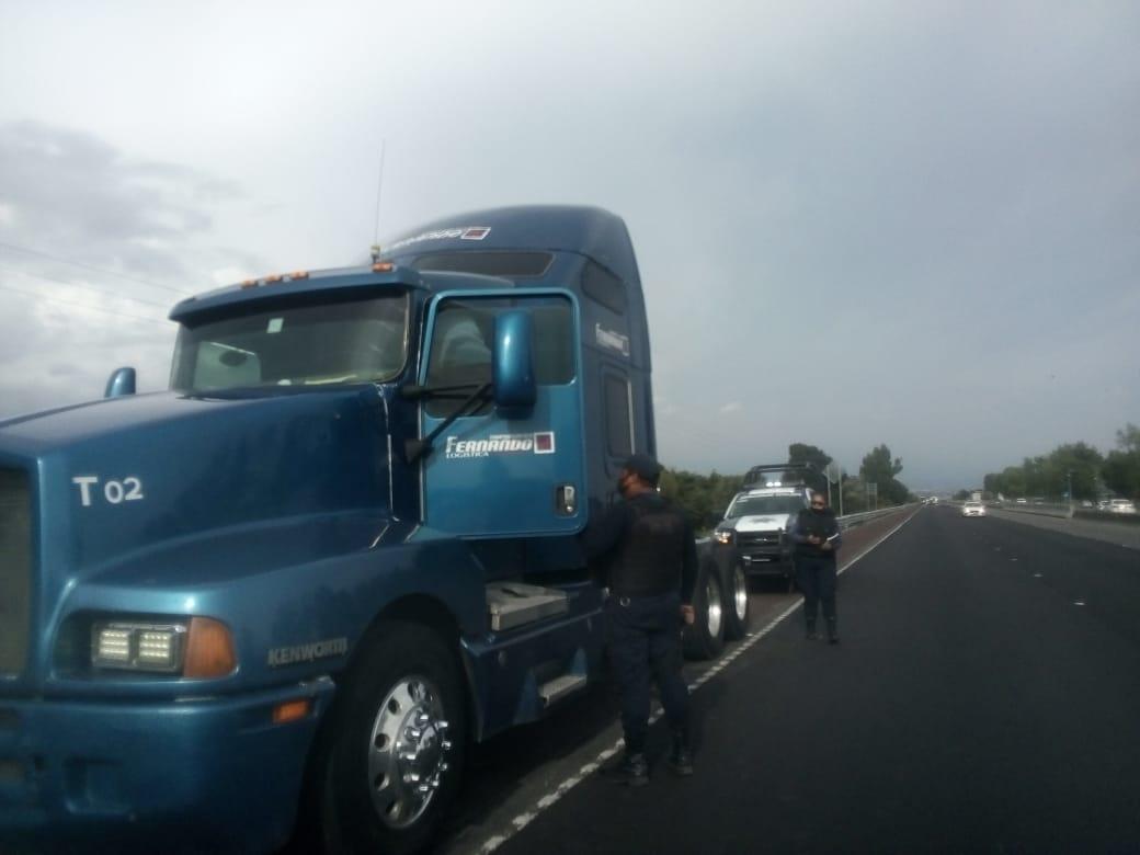 Arco Norte y la México-Puebla, los tramos más inseguros para el transporte