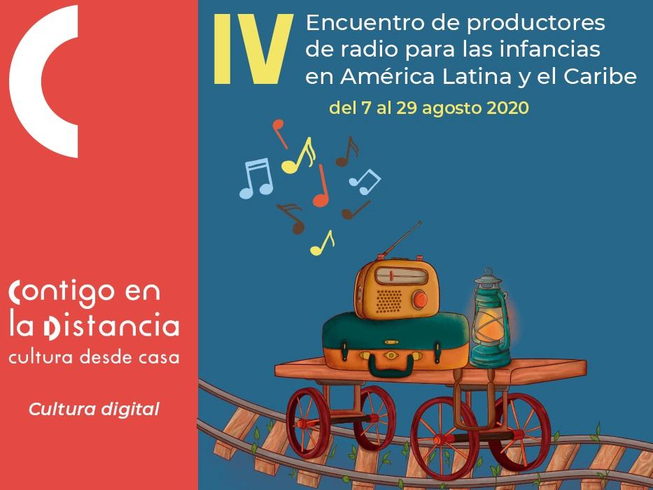 Museo de los Ferrocarriles participa en IV Encuentro de productores de radio