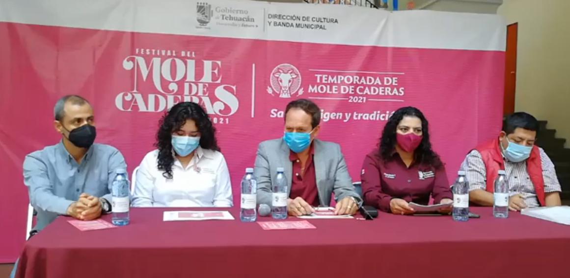 Menos de 200 mil pesos se invertirán en Festival de la Matanza en Tehuacán