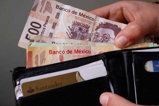 En cinco años, salario mínimo de 360.57 pesos