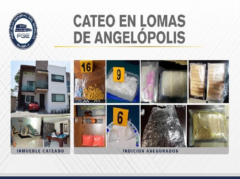Así vivían los detenidos en Lomas de Ángelópolis