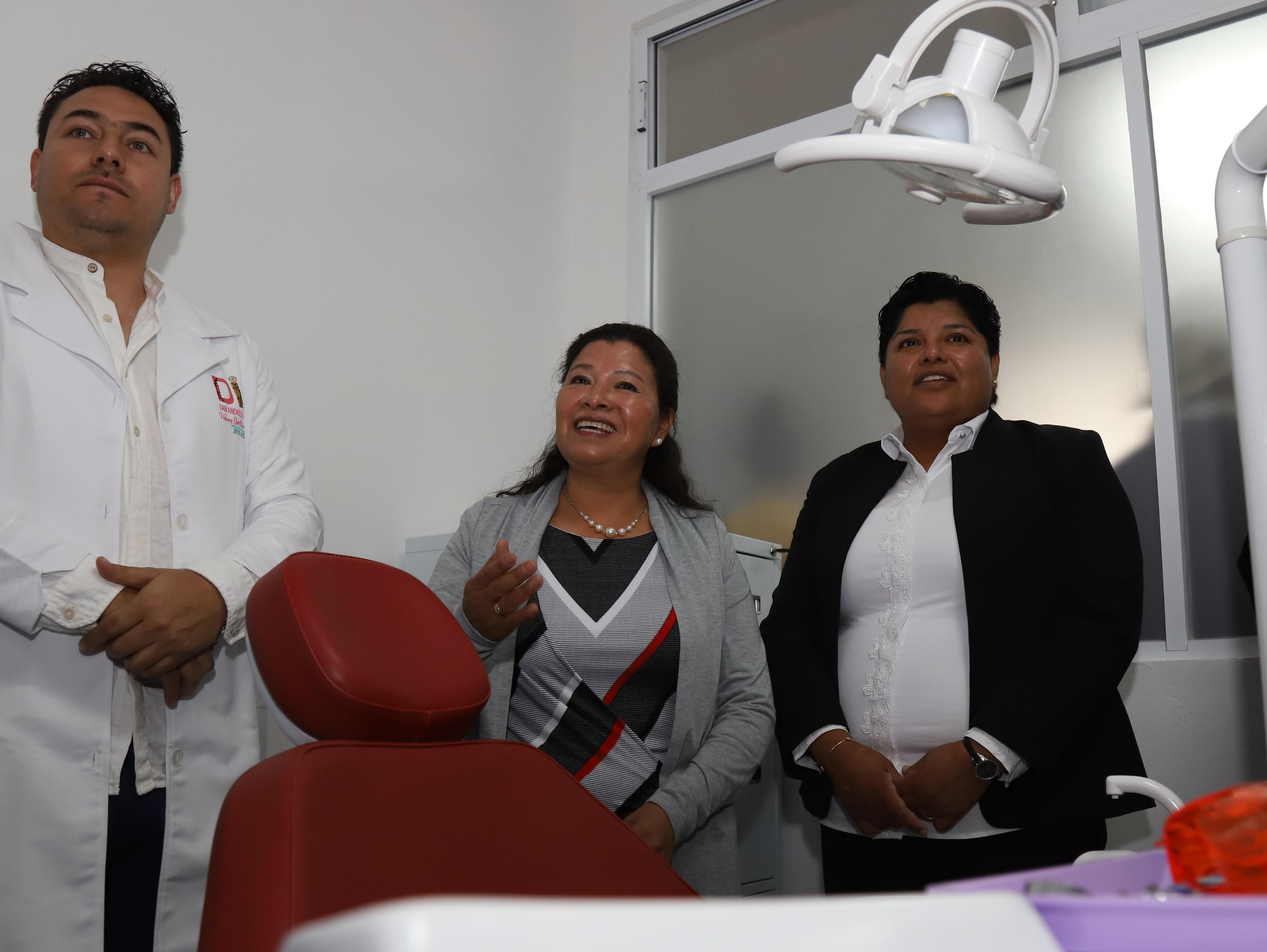 Tres nuevas casas de Salud en San Andrés Cholula