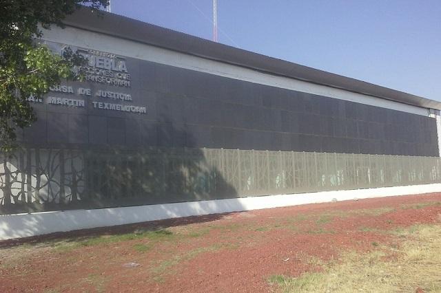 Casa de Justicia de Texmelucan, sin médico legista y sin suficientes MP