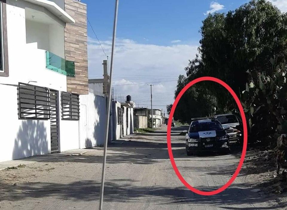 Edil de Tepeyahualco usa a la policía municipal para cuidar a su familia