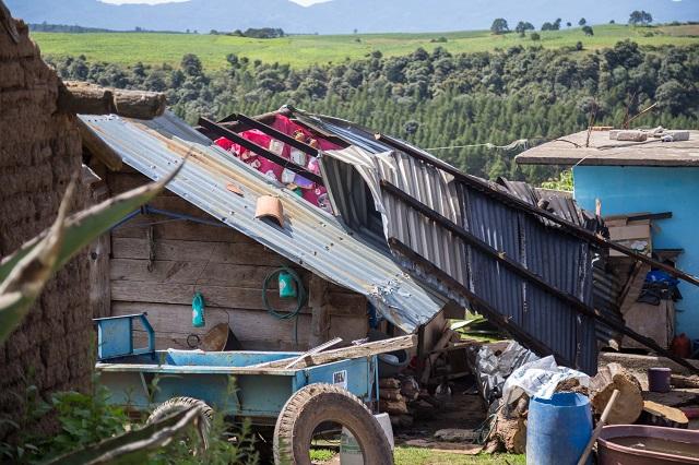 Con hacinamiento o materiales de desecho hay 23 mil casas en Puebla