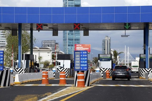 Alerta por secuestros exprés y asaltos en la Puebla-Atlixco