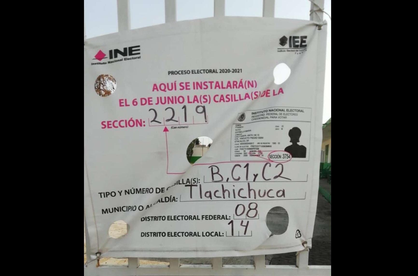 A disparos, ahuyentan a votantes en casillas de Tlachichuca