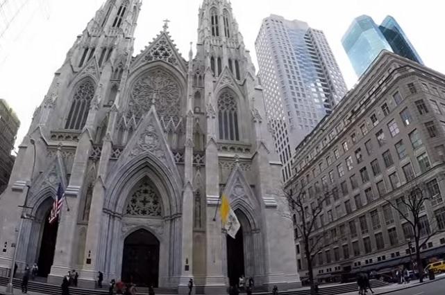 Oficiarán misa por poblanos muertos por Covid en catedral de San Patricio de NY