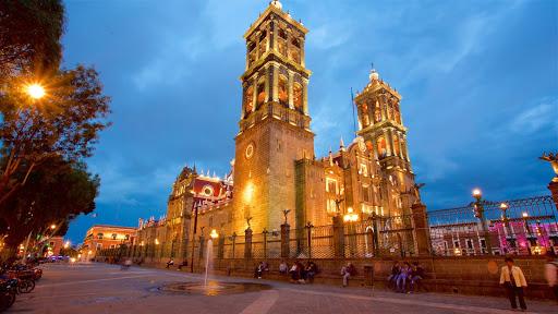 VIDEO Estas son las medidas a acatar en templos religioso de Puebla