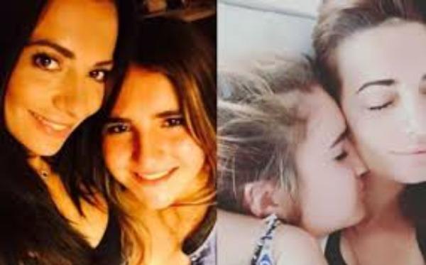 Valentina, la coqueta hija de Cecilia Galliano, alborota pupilas en Instagram
