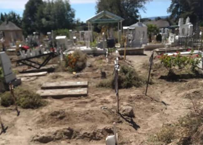 Tlalancaleca permitirá acceso a cementerios y aplicará protocolos sanitarios