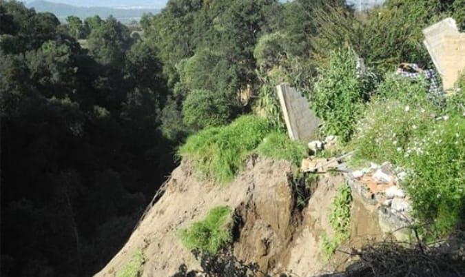 Inicia Chiautzingo censos para ubicar casas en zonas de riesgo