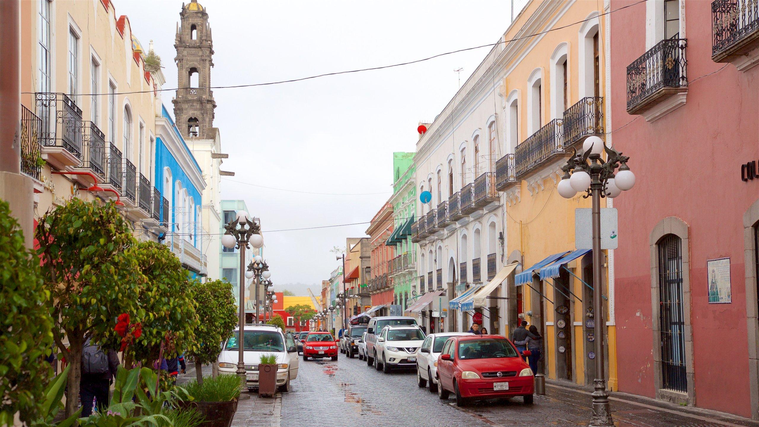 Pide gobernador de Puebla mantener el pacto comunitario