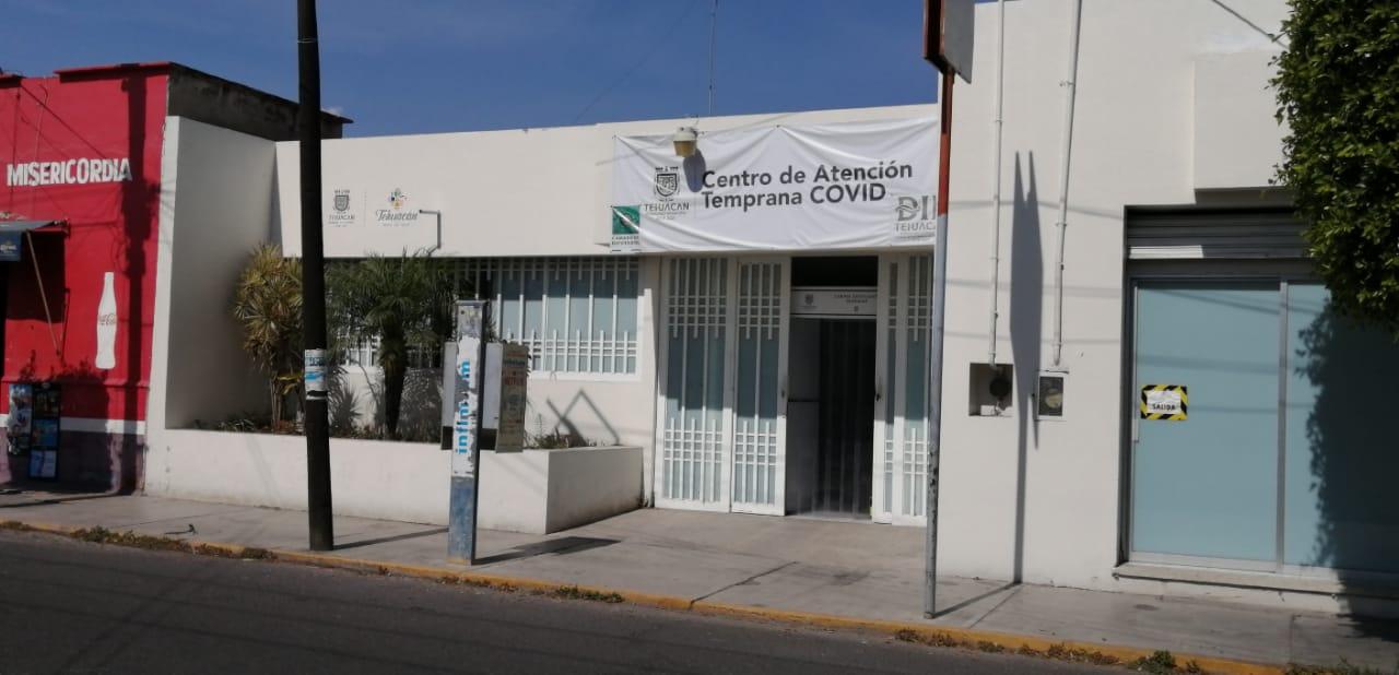 Centro de rehabilitación de pacientes Covid en Tehuacán, con alta demanda