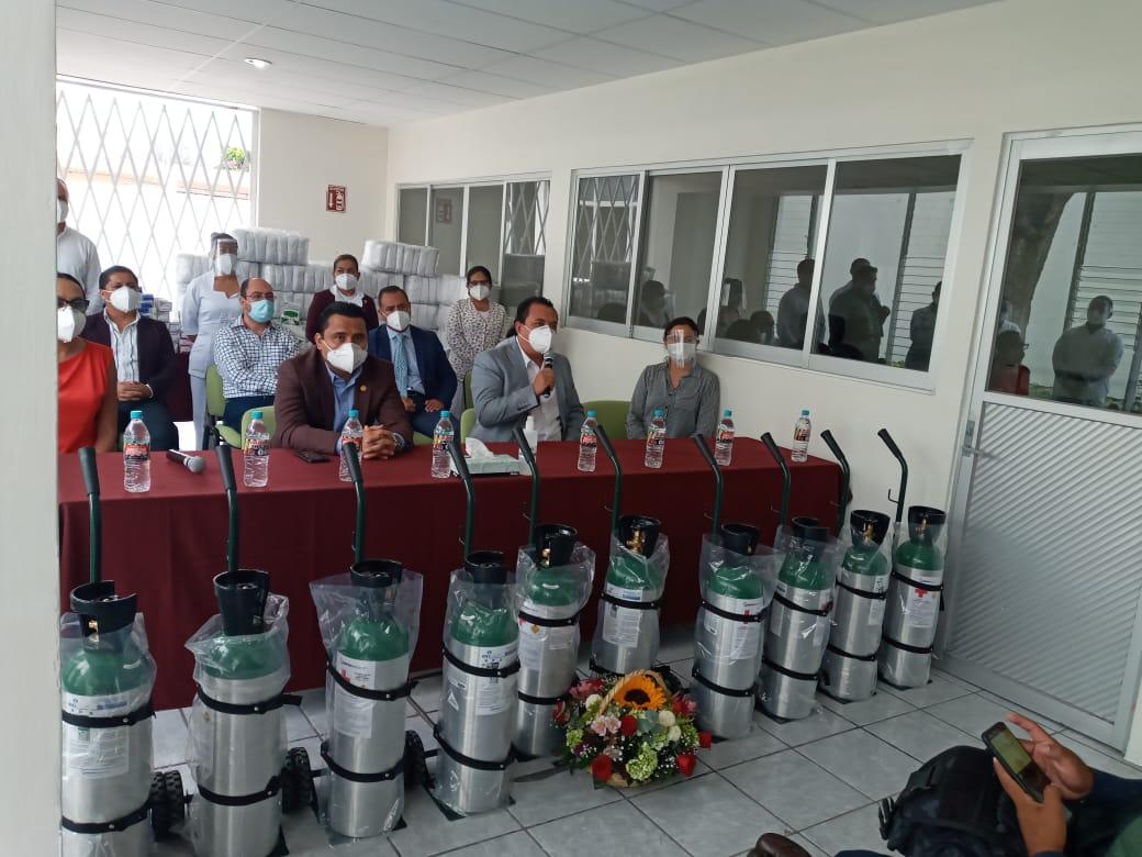 Abre en Tehuacán Centro de Atención Temprana Covid