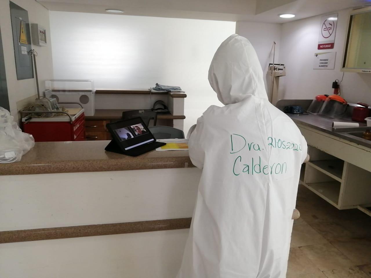 En Centro Médico Virtual de Puebla 100 especialistas atienden el Covid