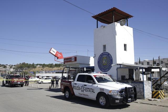 Rechaza Barbosa  celdas especiales en San Miguel para Tiro Moranchel
