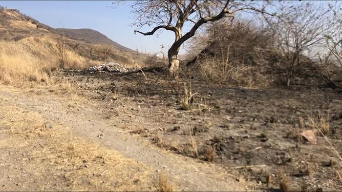 Piden atlixquenses salvar cerro el Pochote para reserva territorial