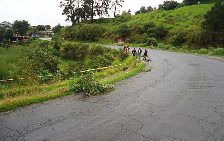 Continúan afectaciones sobre la carretera federal Amozoc-Nautla
