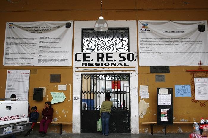Directora del Penal de Cholula, pareja de José N, detenido por trasiego de drogas