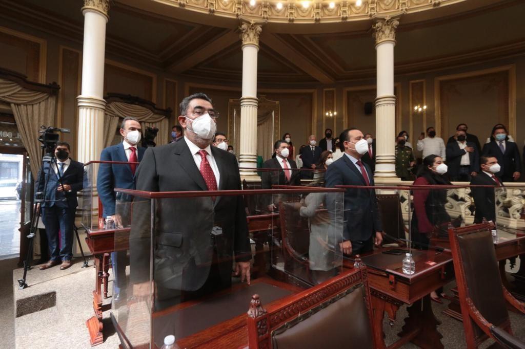 Reparto de Comisiones en Congreso Local antes de cerrar septiembre: Sergio Salomón