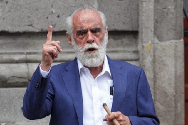 Jefe Diego exige a AMLO encontrarse en Palacio Nacional