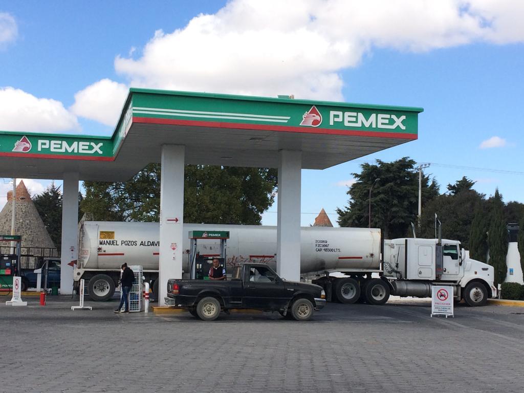 Está garantizado el abasto de gasolina en Ciudad Serdán