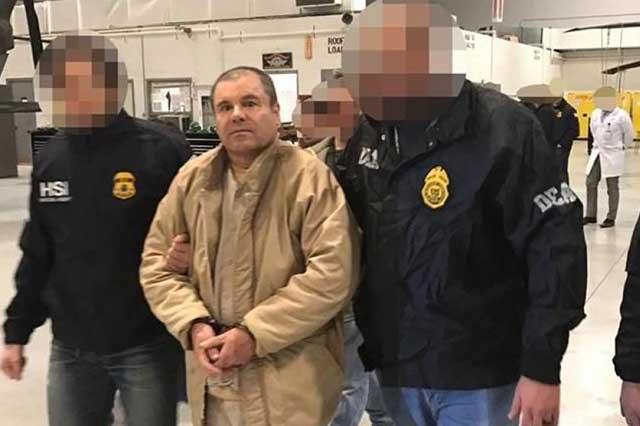 Estos son los peligrosos vecinos que tendrá El Chapo en prisión