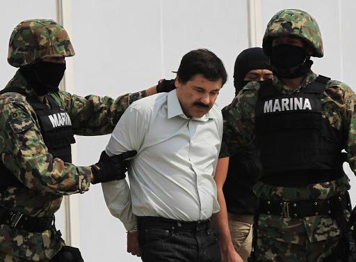 EU acusa a ex jefes de la policía en México de recibir sobornos de El Chapo