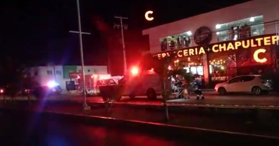 Masacre en Playa del Carmen deja 1 ejecutado y 11 heridos