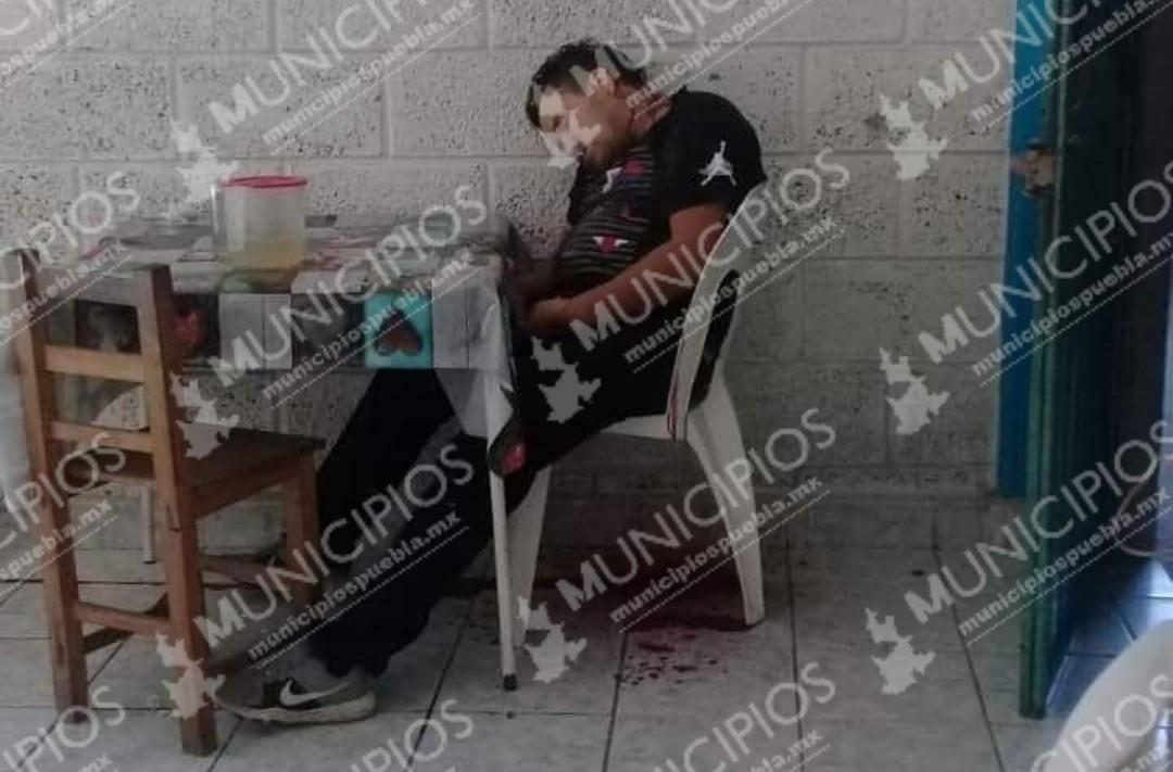 Asesinan a El Chaquira en Tuzamapan