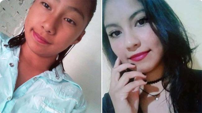 Desaparecen en Puebla Karina y Concepción con un bebé