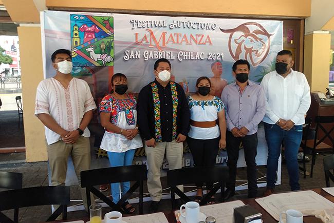 Prepara San Gabriel Chilac el festival Autóctono La Matanza