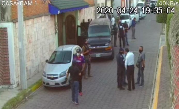 El Marro almacenaba explosivos en Puebla para usarlo contra adversarios
