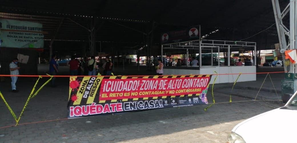 Comerciantes no podrán regresar a La Purísima el 1 de junio