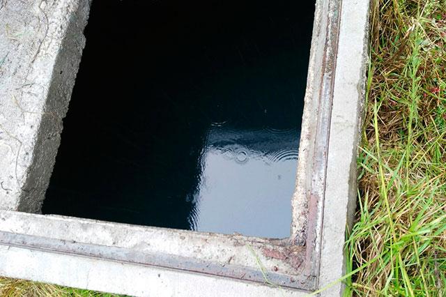 Jugando, niña de 4 años muere en cisterna en Miahuatlán