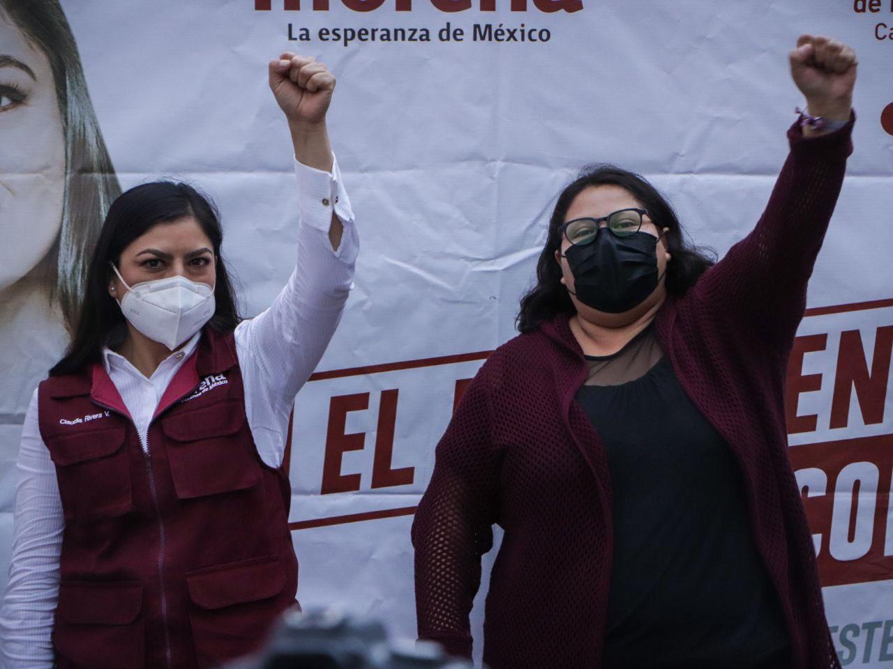 Desafortunadas las declaraciones de Citlalli Hernández: Barbosa