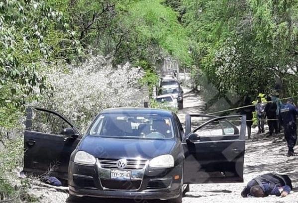 Rojos saquean casa de líder del CJNG en la Mixteca