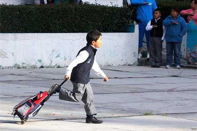 Instrumentarán programa para prevenir delitos en escuelas de Tehuacán