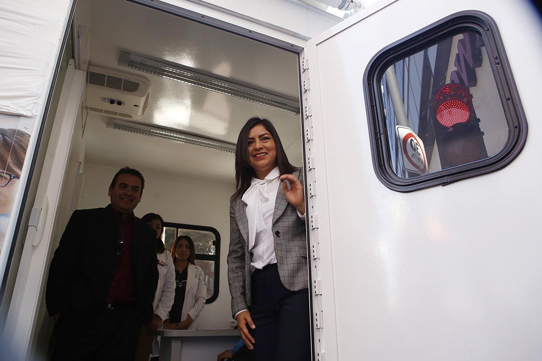 Vivanco pone en marcha programa de consultorios andantes