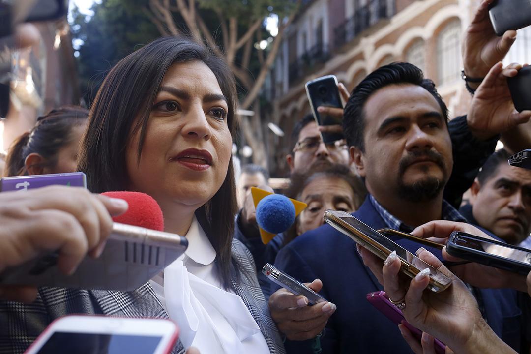 Delincuencia rebasa al gobierno, acepta alcaldesa Rivera