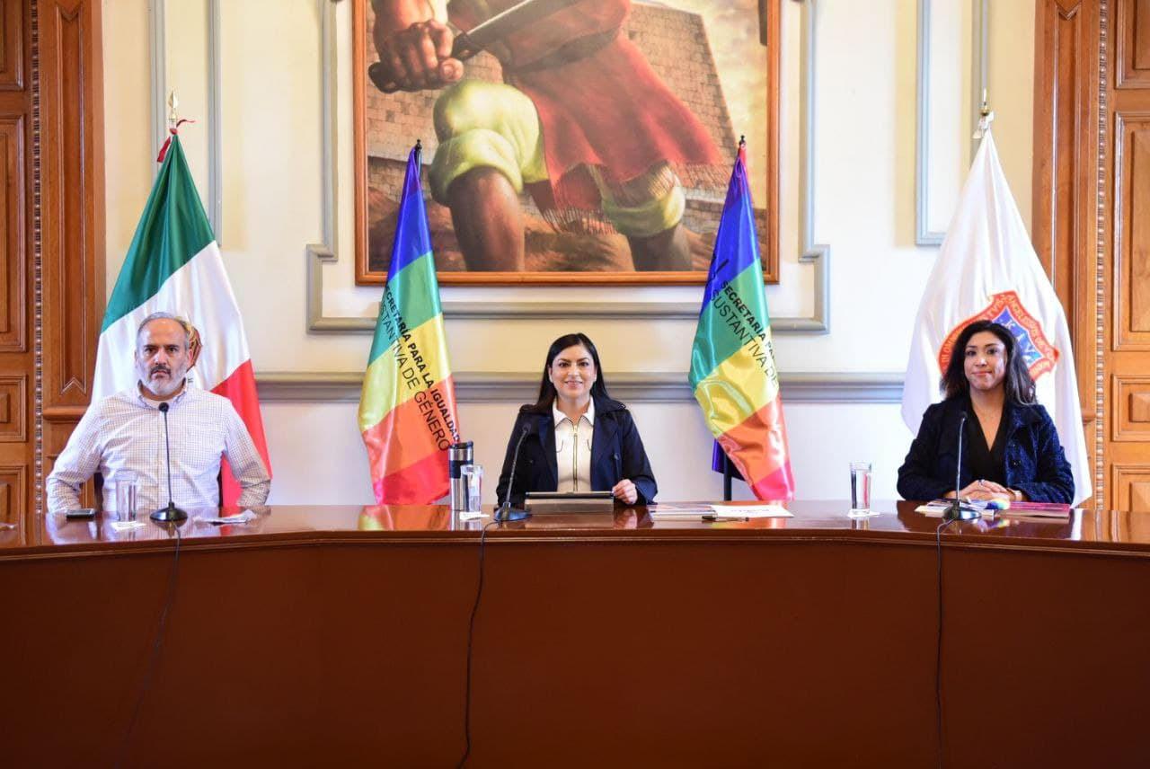 Ayuntamiento de Puebla promueve derechos de la diversidad sexual