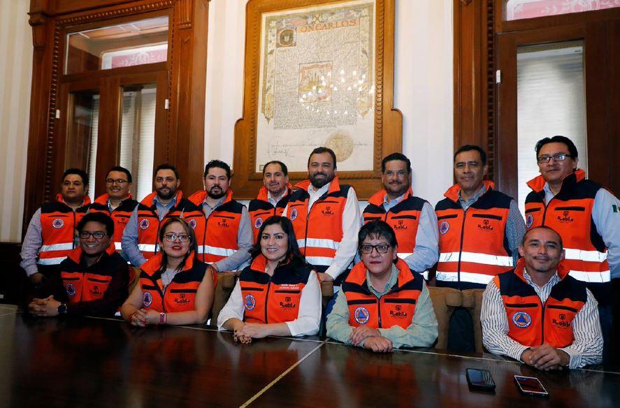 60 casos de Covid19 se han presentado en Protección Civil