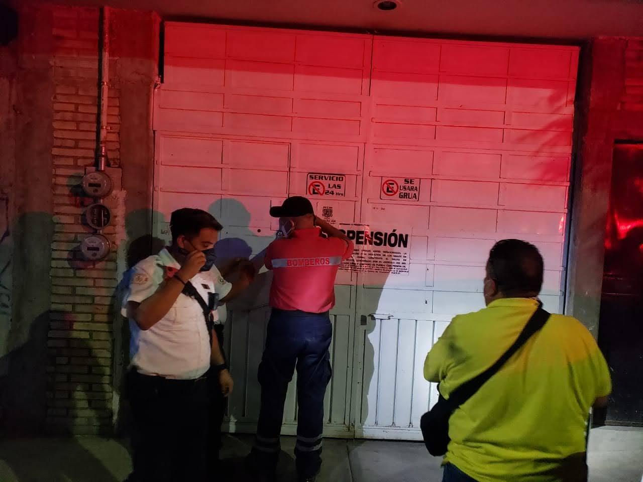 Continúa clausura de bares clandestinos en Tehuacán
