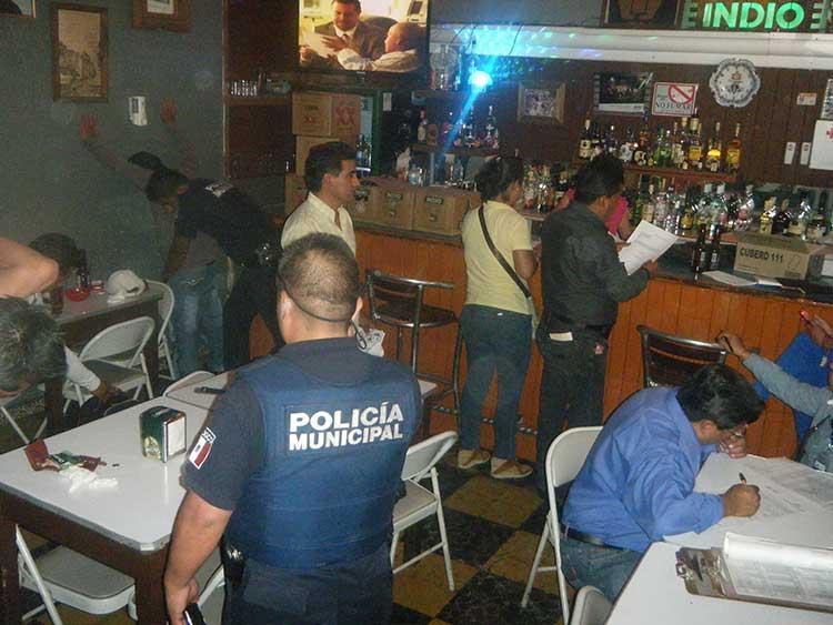 Tras balacera, no habrá más permisos para bares en Juan Galindo