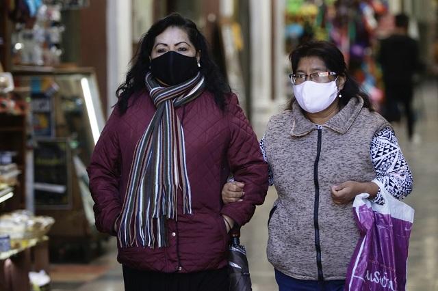 Puebla registró hasta -5 grados en las regiones de Libres