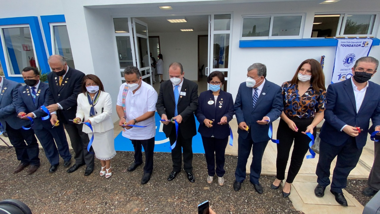 Inauguran Clínica Especializada en la Diabetes en Zacatlán