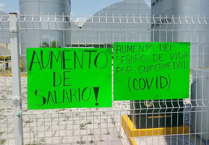 Policías estatales en Izúcar asegura que tienen 10 años sin aumento de sueldo
